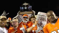 Sam Houston State: SLC Champs 2011