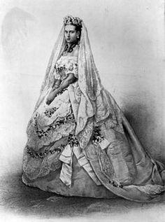 10 March 1863: Princess Alexandra of Denmark marries Edward VII of the United Kingdom.
