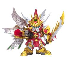 Bandai Crimson Armor Gundam SD Phoenix True Ball Heaven BB38 Construction kit * Check this awesome product by going to the link at the image.