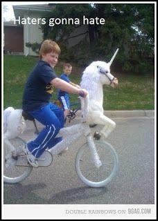 Sweet ride, man.  Yeah, bro, made it myself.