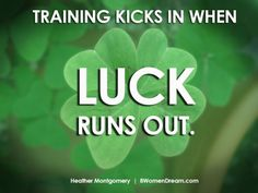 Do This Irish Workout First on St. Patrick's Day  Big celebration planned for St.Patrick's Day? Get your fitness done first with this Irish themed workout. Don't let the holiday side track your fitness goals!