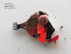 gaza fish 2 – ArtPesceFresco – Stefano Pilato
