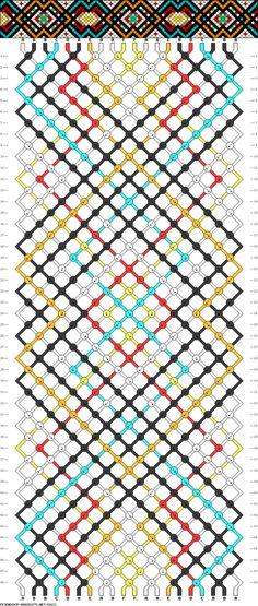 http://friendship-bracelets.net/pattern.php?id=82671