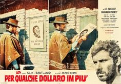 FOR A FEW DOLLARS MORE (fotobusta)