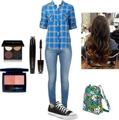 """""""Me in a Nutshell"""" by mokayliz ❤ liked on Polyvore"""