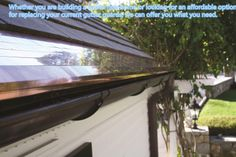 Whether you are building a brand new home or looking for an affordable option for replacing your current gutter guards, we can offer you what you need. Check out our website at www.legacyremodelgroup.com to see more details!
