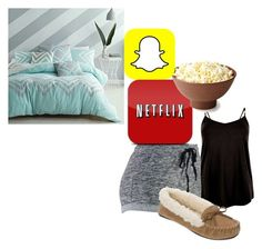 """""""Untitled #341"""" by keyairaswag ❤ liked on Polyvore featuring Dearfoams"""