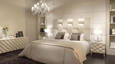 Luxus-Master-Schlafzimmer Maison Et Objet: Fendi Casa - Home Dekoration ideas Luxury Furniture, Bedroom Furniture, Home Furniture, Furniture Design, Furniture Ideas, Garden Furniture, Fendi Casa, Modern Bedroom Decor, Luxurious Bedrooms