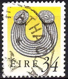 Eire Ireland 1990 Irish Heritage and Treasures SG 756 Fine Used Scott 782 Other Irish Stamps Take a look