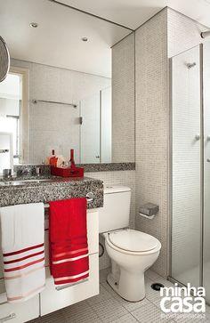 Revista MinhaCASA - 9 banheiros estilosos