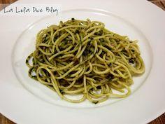 La Lola Dice: Spaguetti a la Cilantro