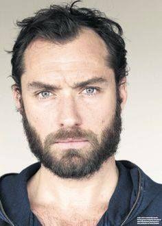 Daily Famous Beards from Beardoholic.com Jude Law