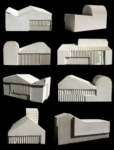 plaster model architecture - Google Search