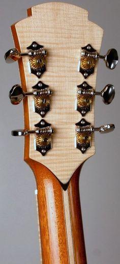 "Andrews Guitars "" Aurora"" 16"" Archtop"