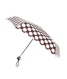 Polka Dot Mini Umbrella | Under $50 | Henri Bendel
