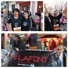Bon lundi à tous ! Ce matin, on revient sur l'évènement du week-end : le marathon international du Beaujolais sponsorisé par Lafont ! Félicitations à tous les coureurs, et à l'année prochaine ! #MIB2014 #lafontvetements #sportswear #workwear