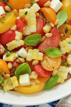 ... on Pinterest | Zucchini cake, Tomato caprese and Lemon zucchini loaf