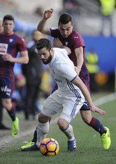Nacho International Soccer, Real Madrid Players, Professional Football, Football Soccer, Champion, Europe, Running, Sports, Asensio