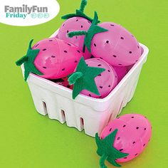 Creative Uses for Extra Plastic Eggs