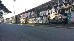 Love this area in Marikina. I call it graffiti park Graffiti, Park, City, Parks, Cities, Graffiti Artwork, Street Art Graffiti