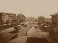 Lewisham high street 1890s wow!