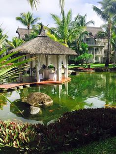 Piece of Heaven, Lux* Belle Mare Resort, Mauritius