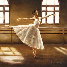 Ballet Dancer Prints by Cristina Mavaracchio at AllPosters.com