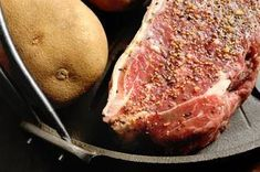 How to cook a NY Strip Steak - grill, broil, pan fry