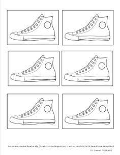 pete the cat i love my white shoes printables - Google Search