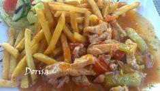 Pikantné soté Meat, Chicken, Food, Essen, Meals, Yemek, Eten, Cubs