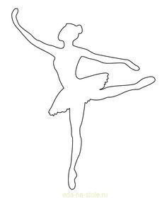 шаблоны балеринок для вырезания распечатать: 17 тыс изображений найдено в Яндекс.Картинках