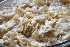 Φιογκάκια ογκρατέν ⋆ Cook Eat Up! Pasta Recipes, Macaroni And Cheese, Cooking, Breakfast, Ethnic Recipes, Food, Cucina, Breakfast Cafe, Kochen