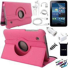 Google Nexus 9 Case AceNear Accessory Bundle For Google Nexus 9 Tablet 8.9 Inch 2014 - 360 Degress Rotating Stand Leather Folio Case Cover Screen Protector Cable Earphone Car Charger (T1-99-pink) AceNear http://www.amazon.com/dp/B015323UN8/ref=cm_sw_r_pi_dp_nLoywb01YVT02