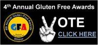 Vote for your favorite #GlutenFree Website List