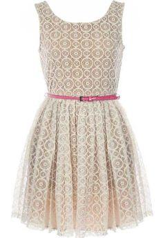 Circle Celebration Dress