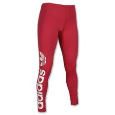 more photos 094b2 f07f3 Women s adidas Originals Trefoil Leggings on Wanelo