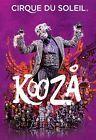 #Ticket  Cirque Du Soleil Kooza Tickets #Australia