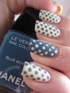 dots in matte!