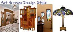 Interior Creators - Nouveau - Guide to Understanding Design Styles - Part 2