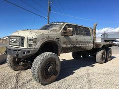 Super Six Sema | Meet The Super Six - The Six Door Ford F-550 Heavy D And DieselSellerz ...
