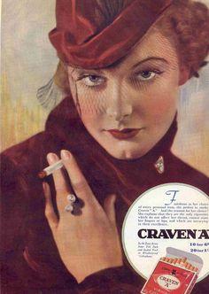 Craven 'A' c1935