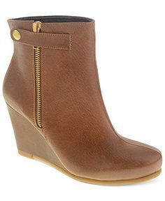 Chinese Laundry Very Best Wedge Booties - All Women's Shoes - Shoes - Macy's