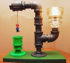 20 Handmade Desk Lamps to Light Up Your Workspace via Brit + Co.