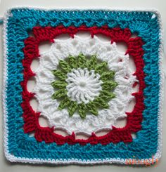 The Moogly Afghan Crochet-a-Long continues with Block #7! Come join in and make a blanket with us - it's not too late!
