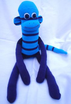 Fiona.wilk - How to make a sock monkey