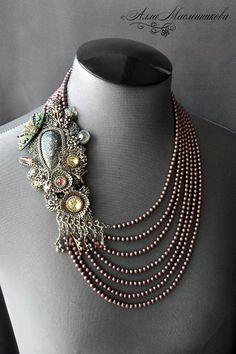 25+ best ideas about Bead embroidery jewelry on Pinterest ...