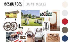 Archive Rentals Guest Designer: Valerie Killeen Barn Resource // #archiverentals #vintagerentals #design