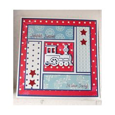 Marianne Design Creatables Dies - Train LR0308
