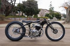 Honda XLR250 by Ask Motorcycles