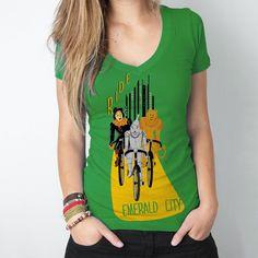 Ride Emerald City Tee Women's